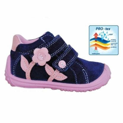 Protetika obuv dětská celoroční SAMANTA NAVY