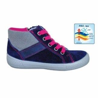 Protetika obuv dětská celoroční SISI NAVY