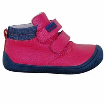 Protetika obuv dětská barefoot HARPER FUXIA