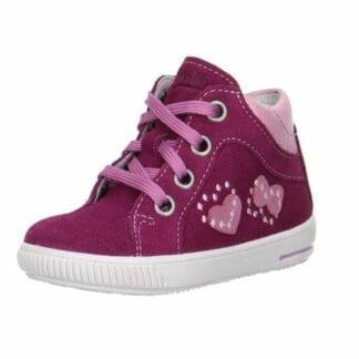 Superfit Dívčí celoroční boty MOPPY