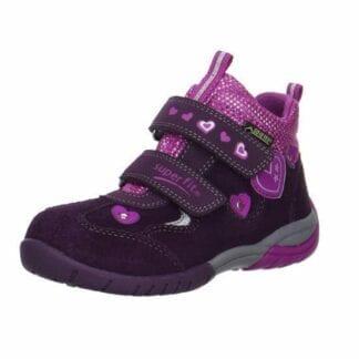 Superfit Dívčí celoroční obuv SPORT3 GTX vyšší