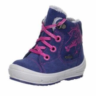 Superfit Dívčí zimní boty GROOVY