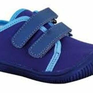 Protetika chlapecké boty Barefoot ALIX NAVY