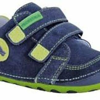 Protetika chlapecké boty Barefoot FERGUS GREY