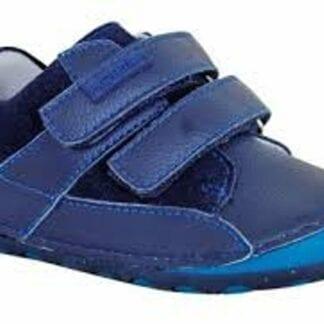 Protetika chlapecké boty Barefoot NED DENIM