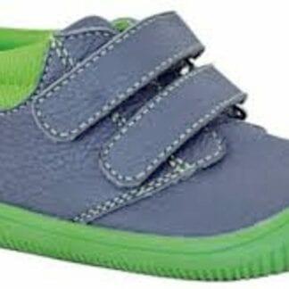Protetika chlapecké boty Barefoot RONY GREEN