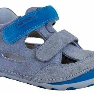 Protetika chlapecké boty Barefoot FLIP TYRKYS