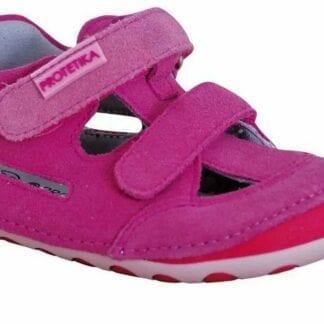 Protetika dívčí boty Barefoot FLIP FUXIA