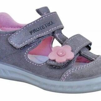 Protetika dívčí boty GERS GREY