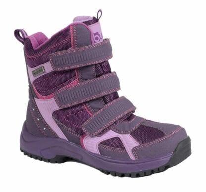 obuv zimní 3 pásky