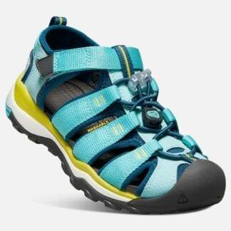 Keen Dětské sandály NEWPORT NEO H2 K aqua sea/legion blue