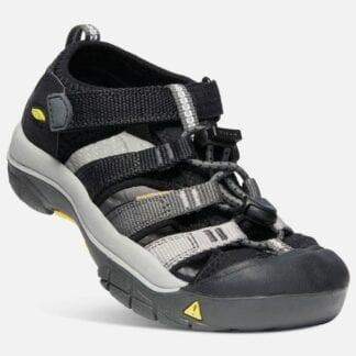 Keen Dětské sandály NEWPORT H2 K black/magnet