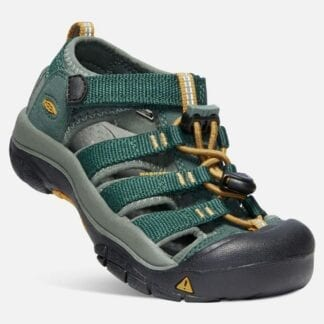 Keen Dětské sandály NEWPORT H2 K green gables/wood thrush