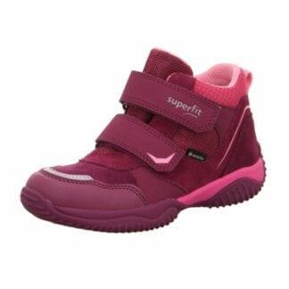 Superfit dětská celoroční kotníková obuv STORM GTX