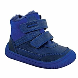 Protetika obuv chlapecká zimní barefoot TYREL BLUE