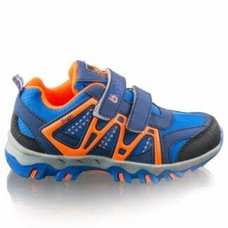Bugga chlapecké outdoorové softshellové boty AKONI