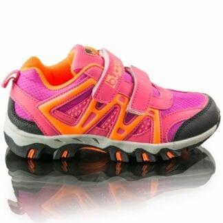 Bugga divčí outdoorové softshellové boty AKONI