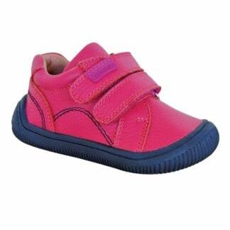 Protetika dívčí boty Barefoot LARS PINK
