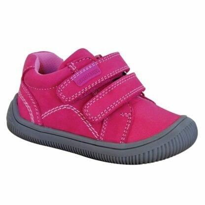 Protetika dívčí boty Barefoot LARS FUXIA