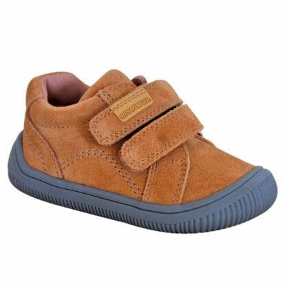 Protetika chlapecké boty Barefoot LARS BEIGE