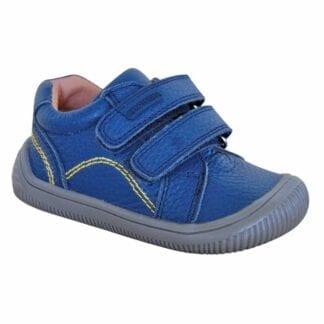 Protetika chlapecké boty Barefoot LARS NAVY