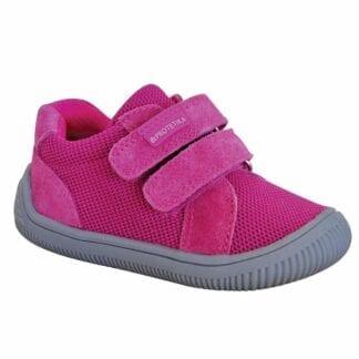 Protetika dívčí boty Barefoot DONY FUXIA