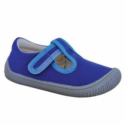 Protetika papuče chlapecké barefoot KIRBY BLUE