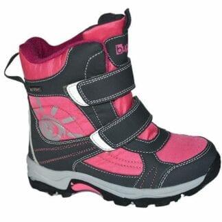 Bugga boty zimní 2 pásky