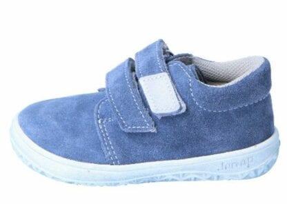 dětská celoroční barefoot obuv B1/S/V - modrá