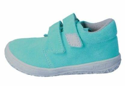 JONAP dětská celoroční barefoot obuv B1/S/V - mint