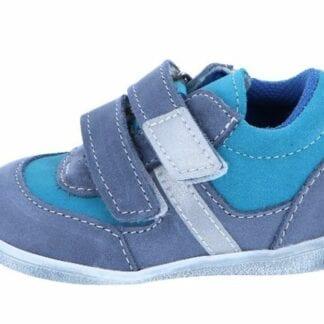 JONAP chlapecká celoroční obuv J051/M/V - modrá tyrkys
