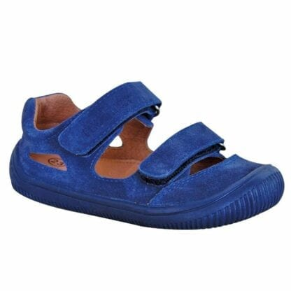 chlapecké boty sandály Barefoot BERG MARINE