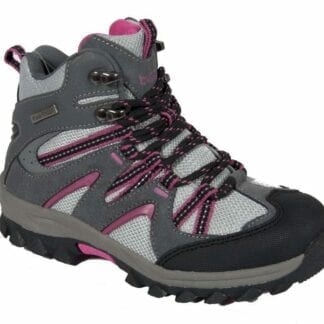 boty divčí trek
