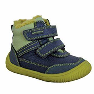 obuv dětská zimní barefoot TYREL GREEN
